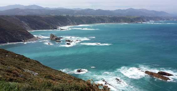 Acantilado Cabo Vidio