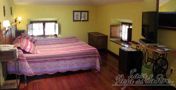 Habitaciones de alquiler en hotel rural en cudillero asturias for Habitaciones individuales en alquiler