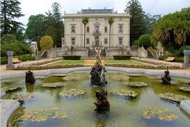 jardin italiano del palacio selgas
