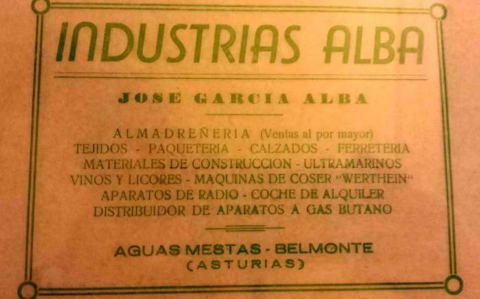 industrias alba
