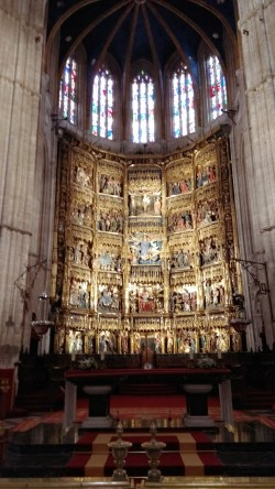 retablo mayor oviedo