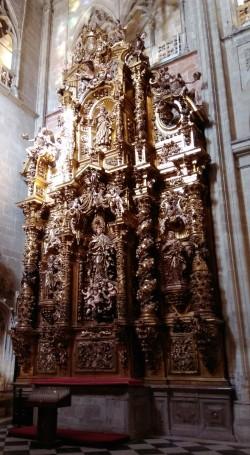 retablo barroco oviedo