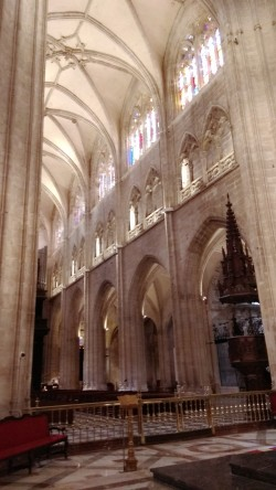 nave central catedral oviedo
