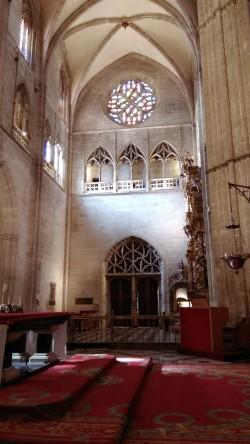 capilla catedral oviedo