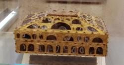 caja de las agatas