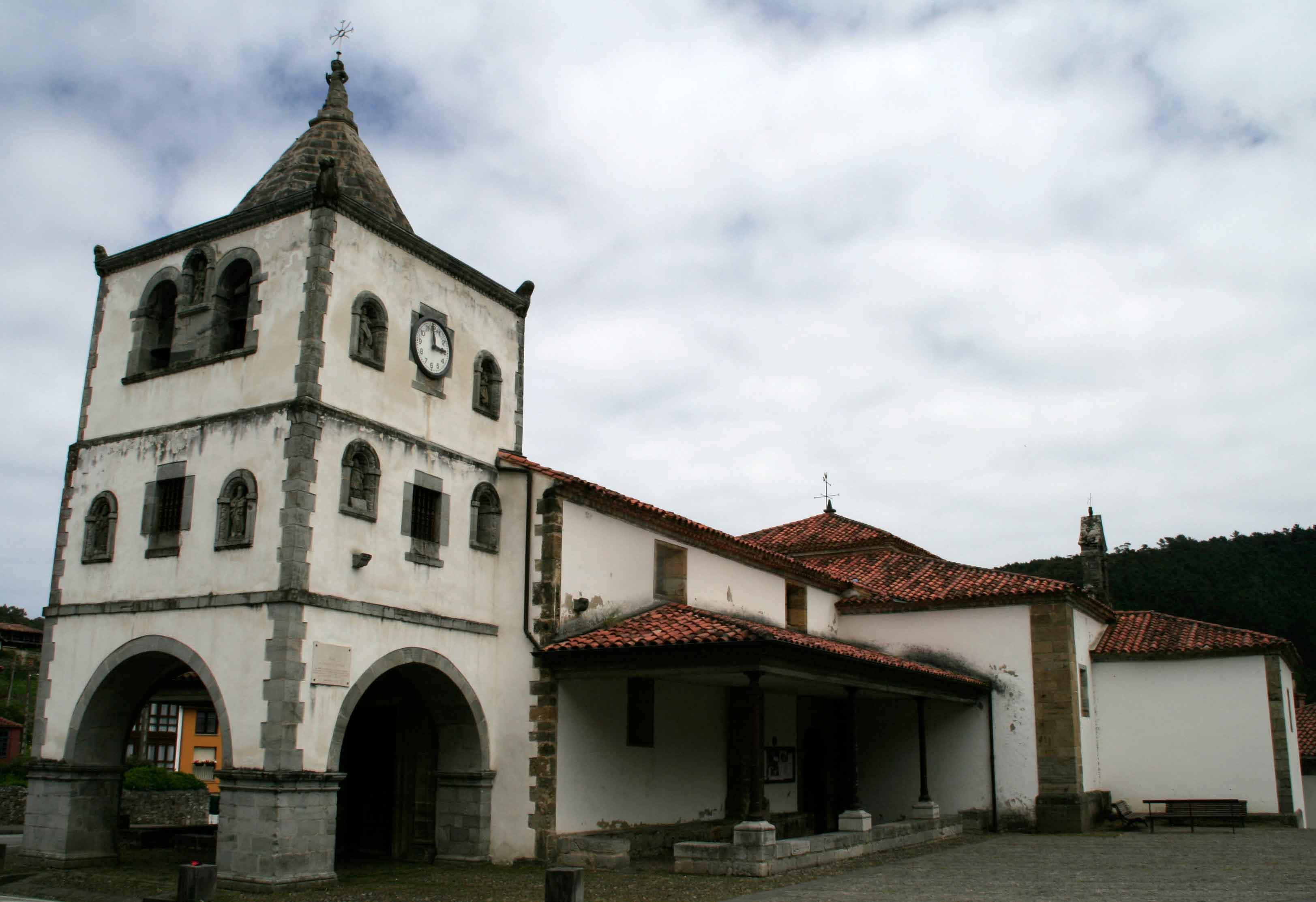 Iglesia soto luiña
