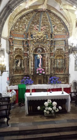 retablo mayor soto de luiña