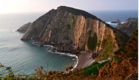Playa del Silencio - Camino de las Ballotas