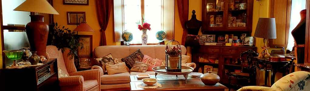 salón primera planta para lectura y relax