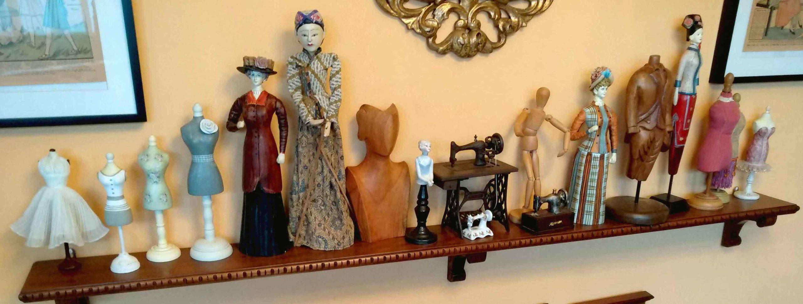 coleccion maniquies hotel hoteles cudillero