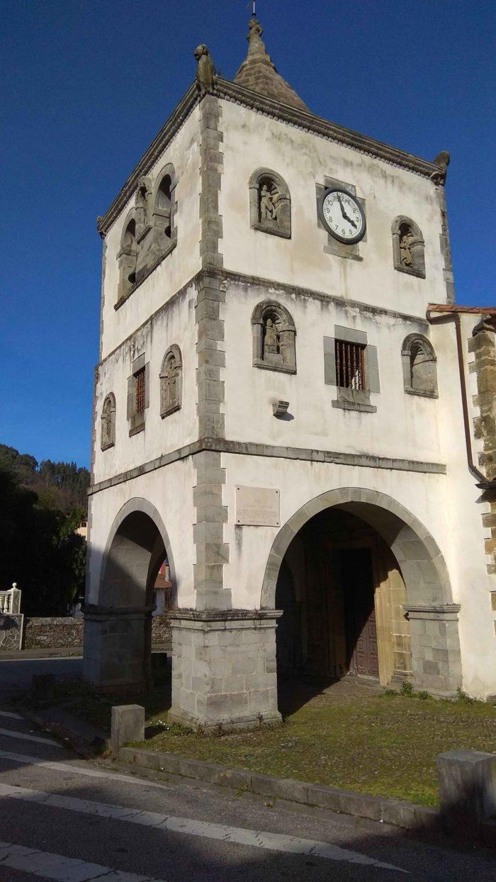 Torre de la Iglesia fachada Sur
