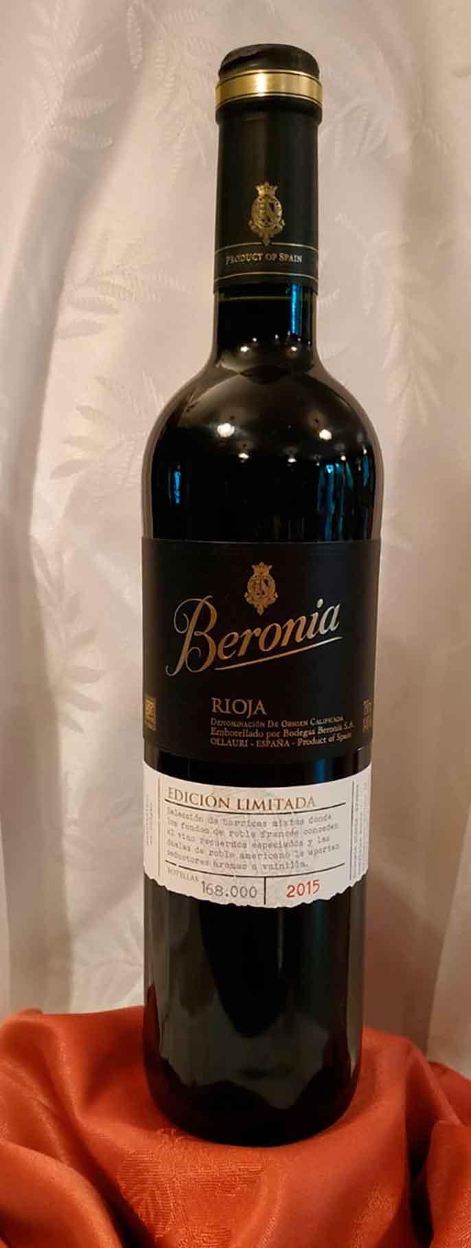 Beronia Edición Limitada - Rioja