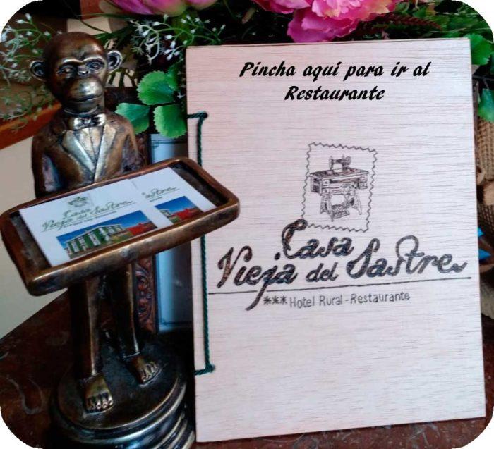 Restaurante Casa Vieja del Sastre en el Valle de las Luiñas