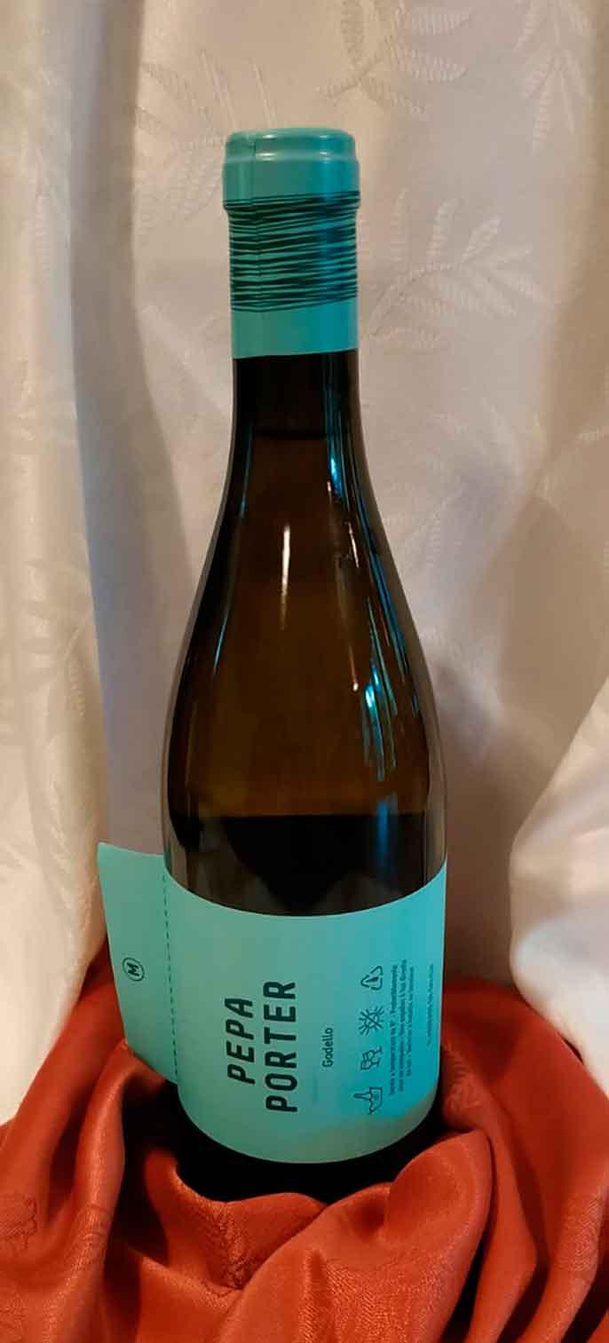 Pepa Porter - Vino de Monterrei