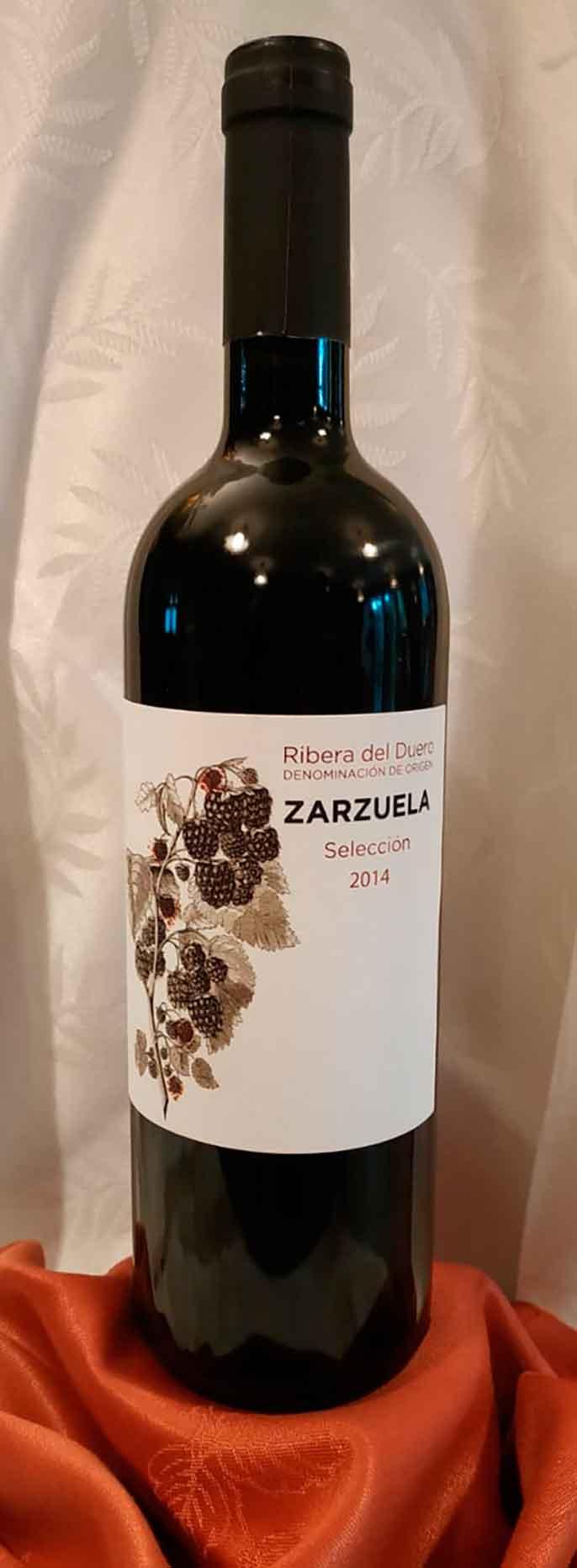 Zarzuela - Ribera del Duero