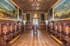 vestibulo palacio selgas